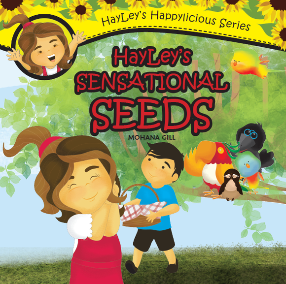 Hayley's Sensational Seeds by Mohana Gill