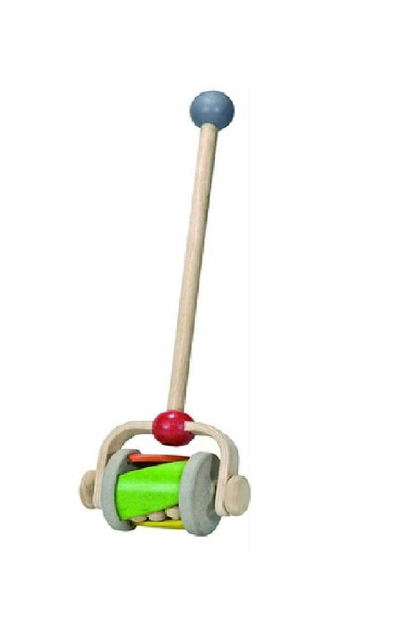 PlanToys: Preschool Walk N Roll, Push and Pull