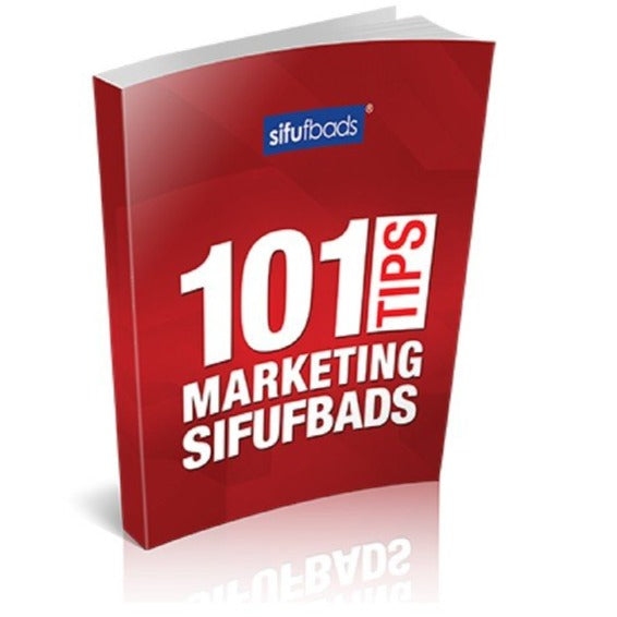 101 Tips Marketing by Jamal Sifufbads