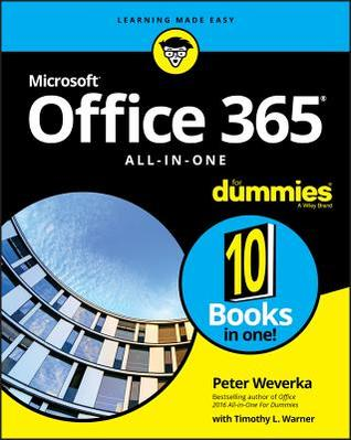 Office 365 All-In-One for Dummies (10 Books in 1)