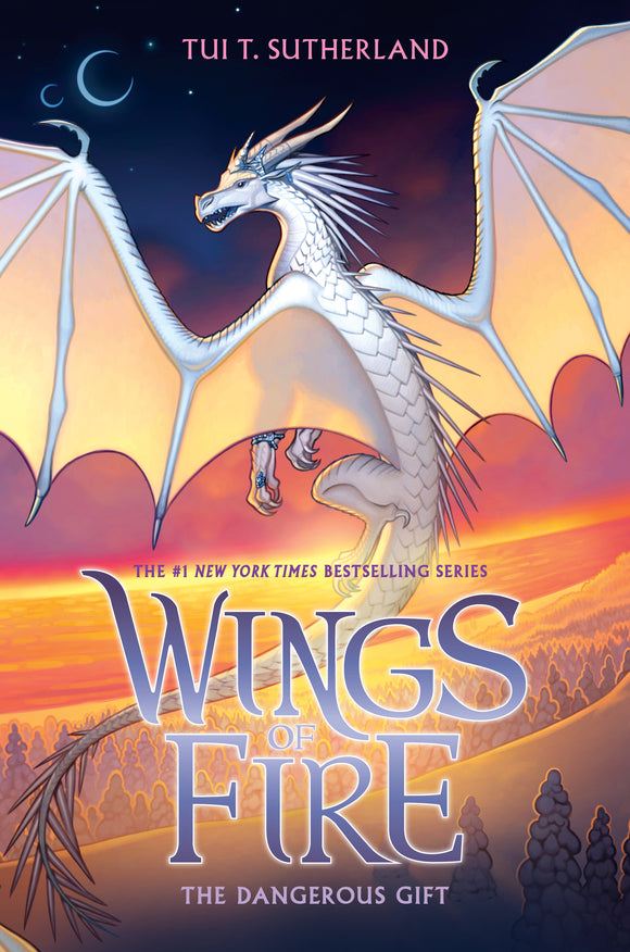 The Dangerous Gift (Wings of Fire #14) by Tui T. Sutherland