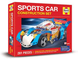 SPORTS CAR CONSTRUCTION SET 281 PIECE