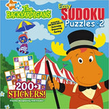 The Backyardigans Easy Sudoku Puzzles