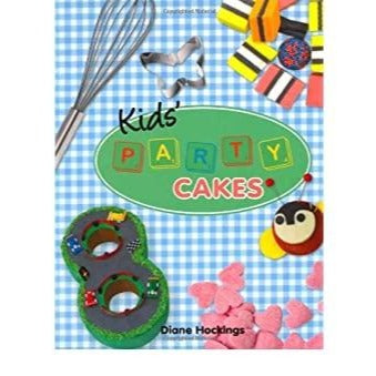 Kids Party Cakes by Diane Hockings
