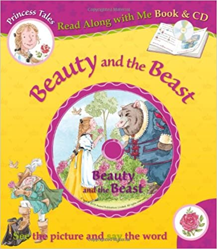 Beauty and the Beast (Princess Tales Read along With Me series)
