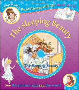 The Sleeping Beauty (Book & Audio CD)