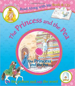 The Princess and the Pea (Read Along with Me Book & CD)