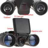 Professional 12X32 HD Binoculars with 1080P Digital Camcorder
