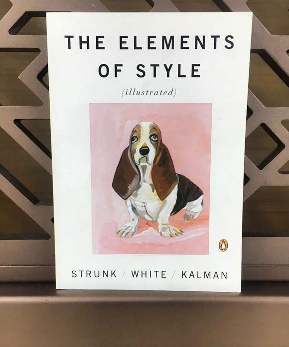 The Elements of Style: Pearson New International Edition