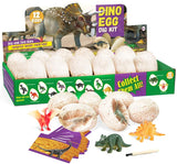 Dinosaur Toys Dino Eggs with Kit Educational Learning