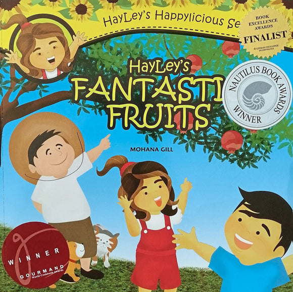 Hayley's Fantastic Fruits by Mohana Gill