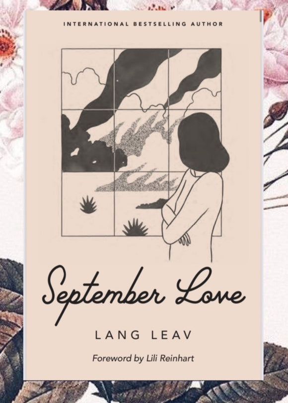 September Love by Lang Leav