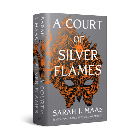 A Court of Silver Flames (A Court of Thorns and Roses #4)