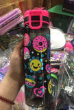 Smiggle Water Drink-Up Bottle with Flip Top Spout