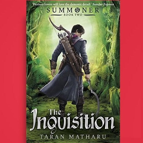 The Inquisition (Summoner #2) by Taran Matharu