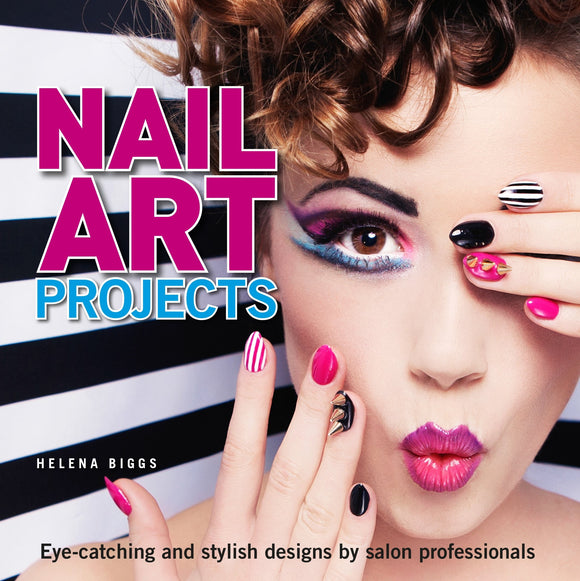 Nail Art Projects: Eye-Catching and Stylish Designs by Salon Professionals