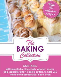 The Baking Collection (Boxed Cooking Collections)