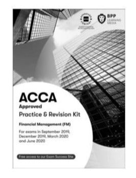 ACCA Audit and Assurance Practice & Revision Kit 2020