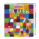 Elmer by David McKee (Board Book)