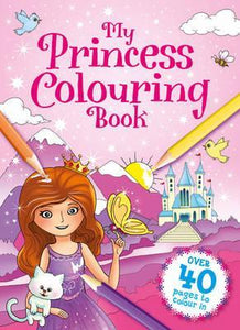 My Princess Colouring Book (Igloo)