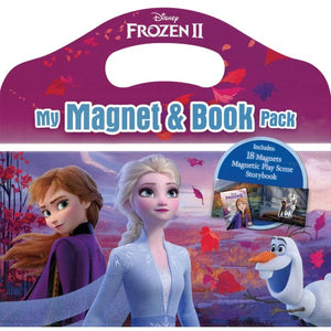 Disney Frozen II My Magnet & Book Pack
