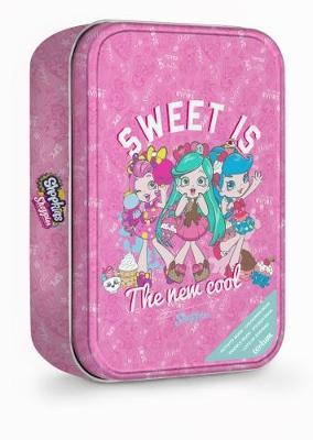 The Shopkins Shoppies Tin of Books