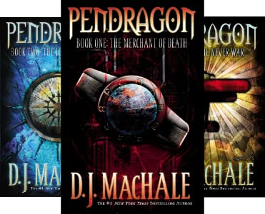 The Pendragon Adventure by D.J. MacHale