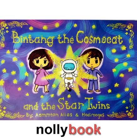 BINTANG THE COSMOCAT AND THE STAR TWINS