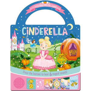 Cinderella: Carry Fun Fairytale with Sounds