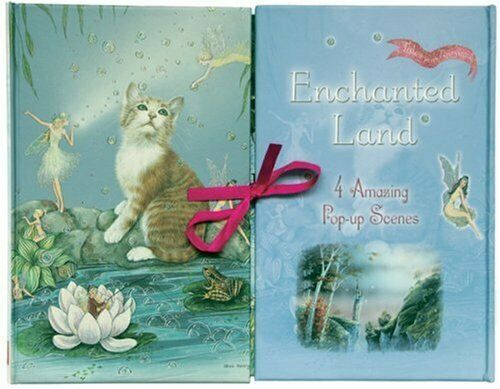 Enchanted Land: 4 Amazing Pop-up Scenes by Jean Henry