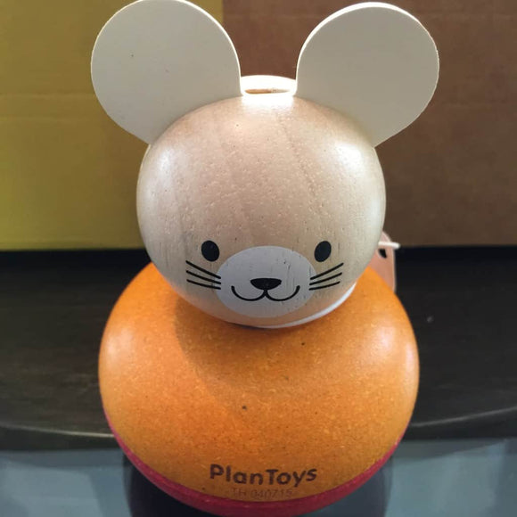 PlanToys: Mouse Twister (Citrus Lane exclusive)