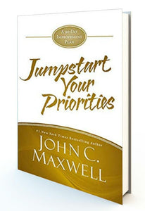Jump Start Your Priorities: A 90-Day Improvement Plan