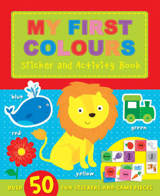 My First Colours Sticker and Activity Book (Igloo)