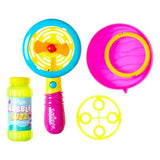 Smiggle Bubble Buzz with Mini Fan