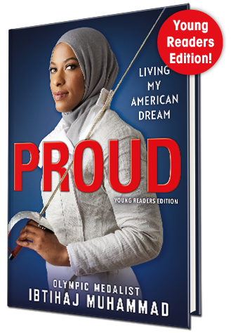 Proud: Living My American Dream by Ibtihaj Muhammad