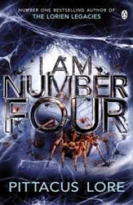 I Am Number Four (Lorien Legacies #1) by Pittacus Lore