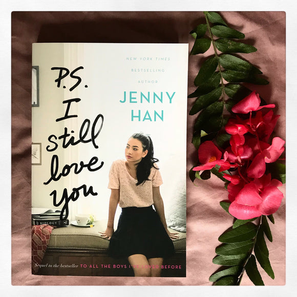 P.S. I Still Love You (Book #2) by Jenny Han