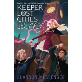 Legacy (Keeper of the Lost Cities #8) by Shannon Messenger
