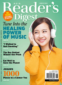 READER'S DIGEST ASIA Magazine