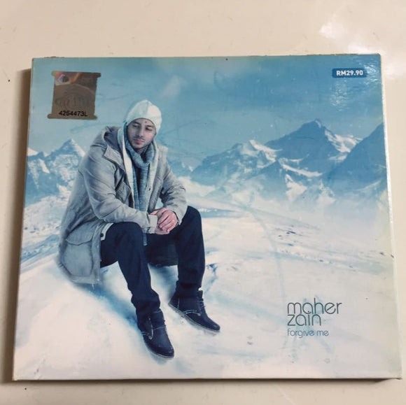 MAHER ZAIN - Forgive Me (Original Album CD)