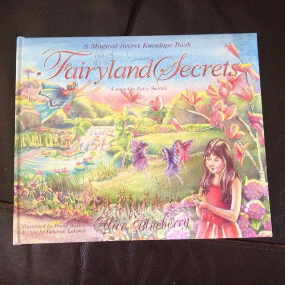Fairyland Secrets: A Magical Secret Envelope Book