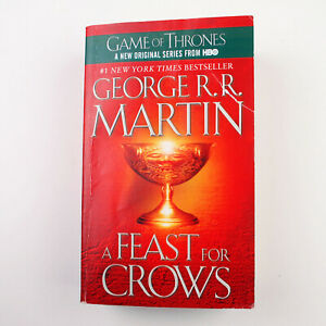 A Feast for Crows by George R.R. Martin (Book 4)