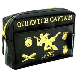 Harry Potter Quidditch Multi Pocket Pencil Case