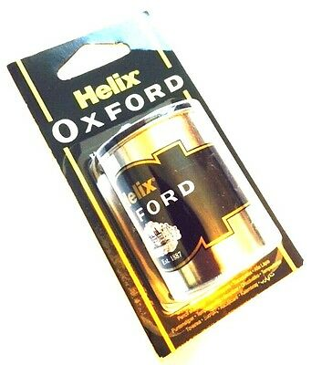 Helix Oxford 2 Hole Barrel Pencil Sharpener