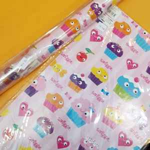SMIGGLE WRAPPER / GIFT WRAP