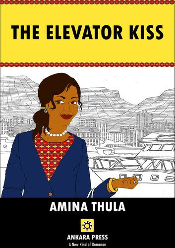 The Elevator Kiss by Amina Thula