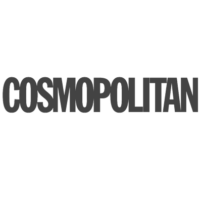 Detangler Hair Brush - photo of Cosmopolitan logo