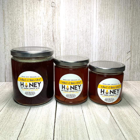 New Orleans Honey - What It Bees Like