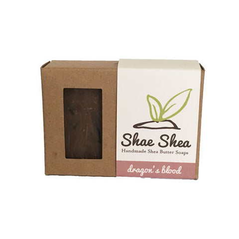 Dragon's Blood Shea Butter Soap