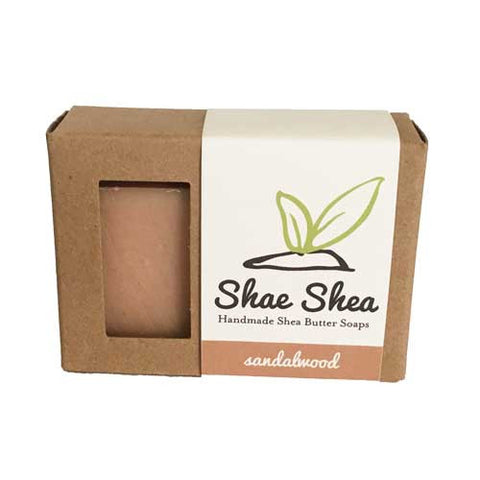 Sandalwood Shea Butter Soap